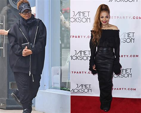 Janet Jackson New Weight Loss Effort And Diet by Janet Jackson S Weight Loss Slim At Los