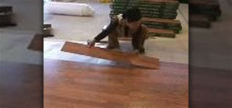 How To Lay Pergo Flooring by How To Install Pergo Floor 171 Construction Repair