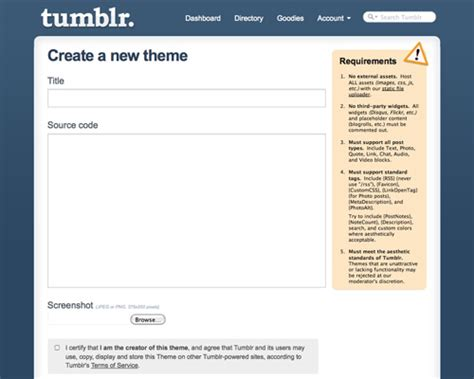 tumblr themes variables a complete guide to tumblr smashing magazine