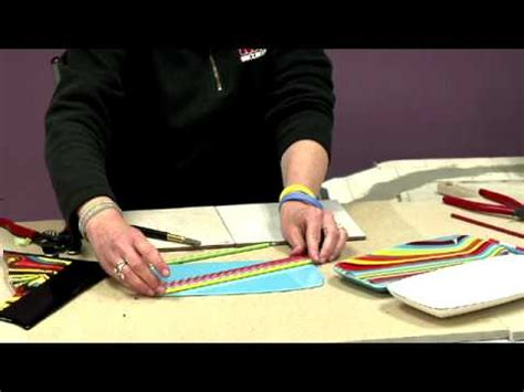 Delphi Glass Tutorial | how to use glass rods in fusing projects delphi glass