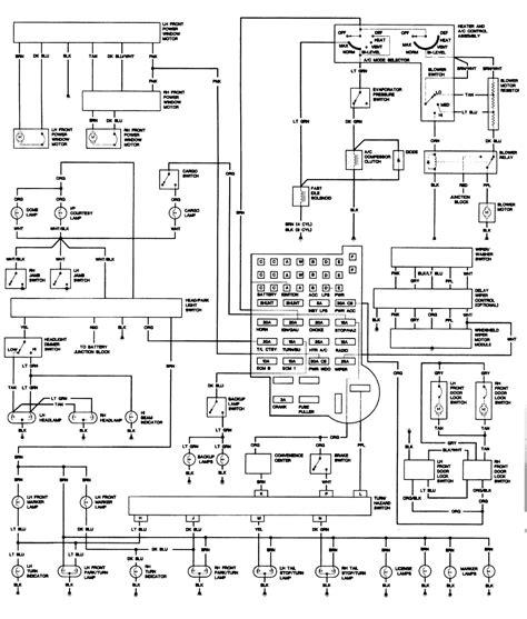 chevy s10 wiring diagram s free printable wiring schematics