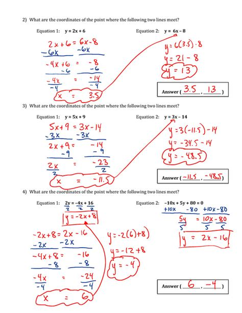 answers to worksheet 10 mr maag grade 9 math