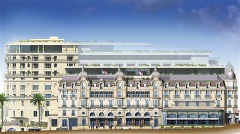 Architecture House Plan by H 244 Tel De Paris Monaco Palace Architecture Affine Design