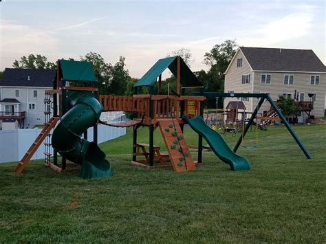 gorilla playsets savannah ii swing set playset assembler swing set installer in middleton ma