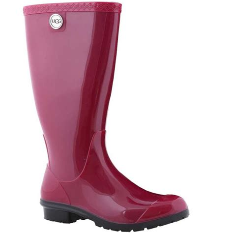Most Comfortable Stylish Rubber Rain Boots For Women