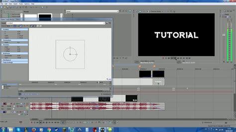 tutorial de vegas pro 10 tutorial de como fazer intro 2d no sony vegas pro 10