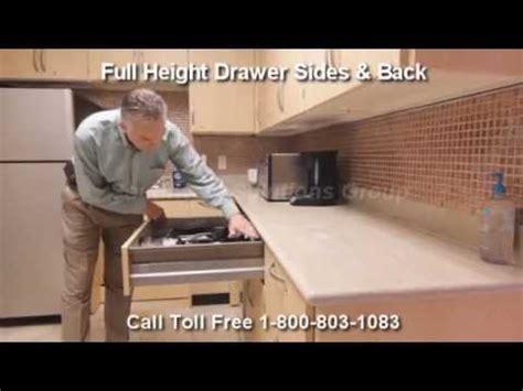 self closing drawers hard to open modular millwork self closing drawers full extension