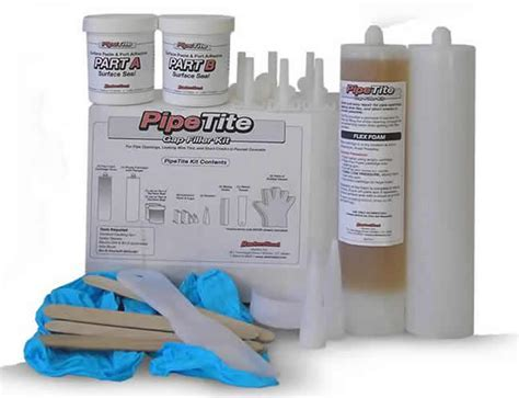 RadonSeal Do It Yourself Foundation Crack Repair Kits