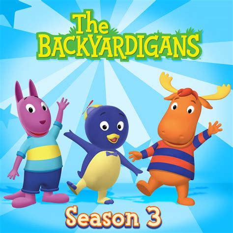 Backyardigans Vs Z The Backyardigans Season 3 On Itunes