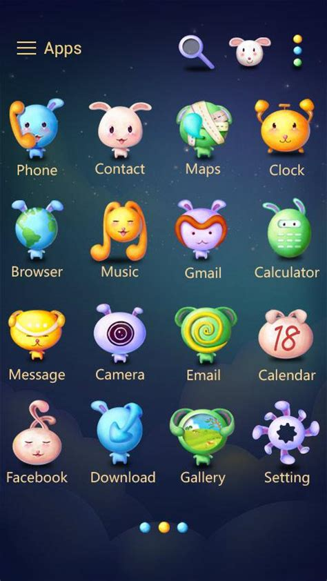themes for sky launcher night sky go launcher theme android apps on google play