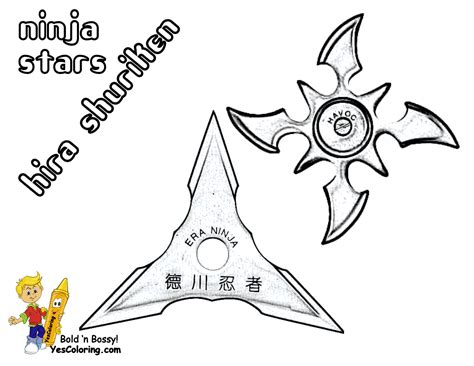 printable ninja star template historic army coloring page military army picture