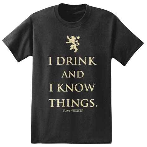 T Shirt Things s i drink and things t shirt black target