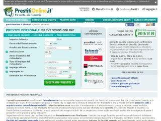 miglior prestito sito prestitionline it