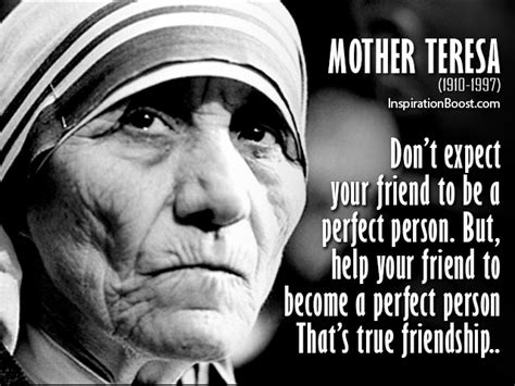 true biography of mother teresa mother teresa friendship quotes inspiration boost