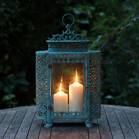 Outdoor Tea Light Lanterns 1000 Ideas About Candle Lanterns On Lanterns Metal Lanterns And Moroccan Lanterns