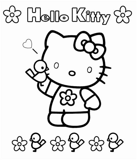 coloring pages hello kitty online free printable hello kitty coloring pages for kids