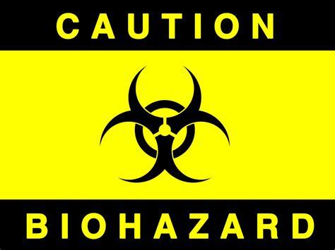 printable biohazard label biohazard sign printable clipart best