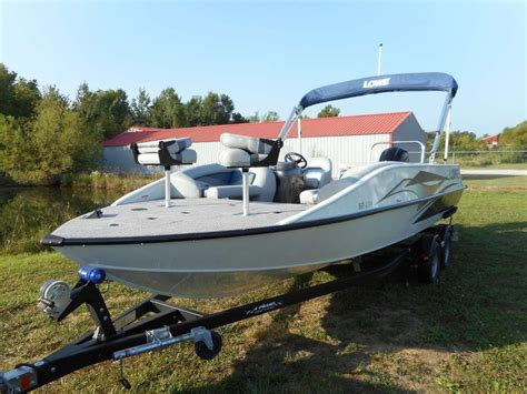 ebay lowe boats lowe sd224 2015 for sale for 36 995 boats from usa