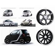 Carlsson Alloy Wheel Set In 17 For The Smart Fortwo 451  SPG