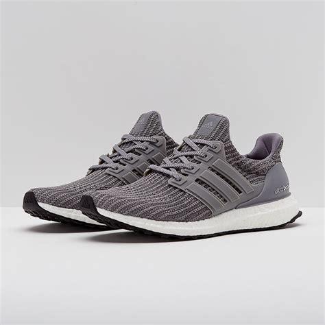 Sepatu Olah Raga Running Adidas Ultra Boost Gel mens shoes adidas ultraboost grey black bb6167