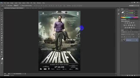 poster design tutorials photoshop cs6 photoshop cs6 photo manipulation tutorial 2016 airlift