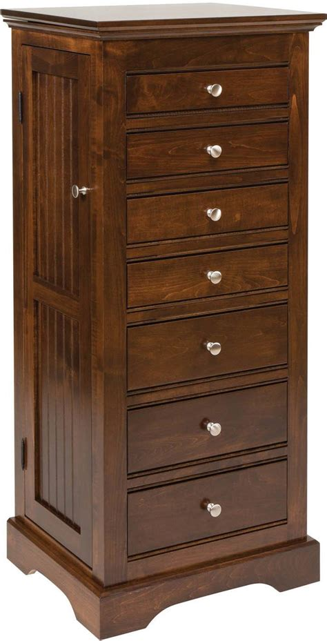 Armoire For Jewelry by Bedroom Jewelry Armoires Brandenberry Amish Furniture