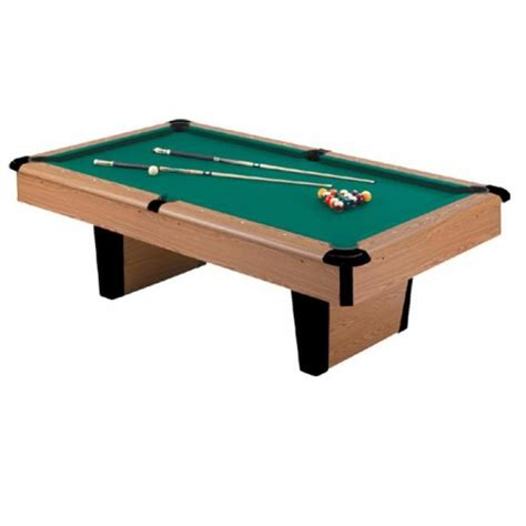mizerak oakwood slatron billiard table only 999 00