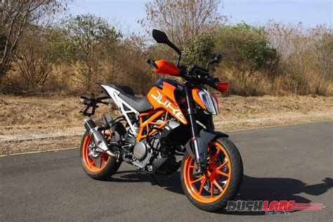 Ktm Duke 390 New Ktm Duke 390 White Colour Offered As Limited Edition