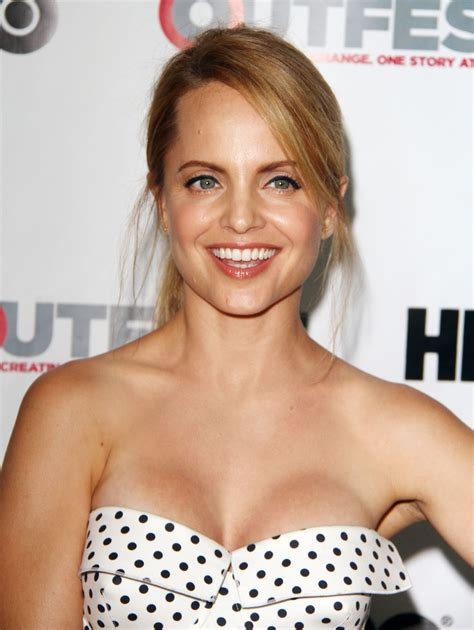 Mena Suvari In A On The by Mena Suvari Quot Becks Quot Srceening Quot Outfest Quot Los Angeles