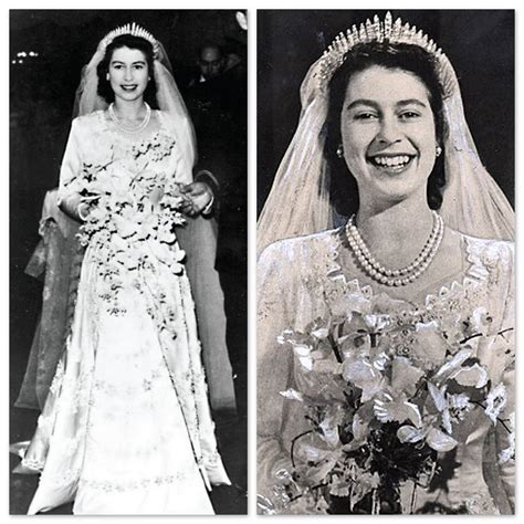 Elizabeths Wedding Dress Our One 5 by All For Weddings The Royal Wedding Ii Memory Of Black