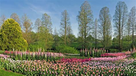 flower garden walk longwood gardens