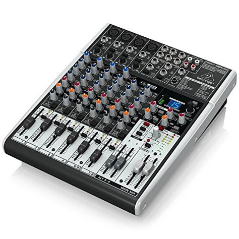 Daftar Mixer Behringer 12 Channel behringer xenyx x1204usb