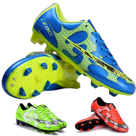 cheapest football shoes leoci superfly shoes soccer cleats football turf shoes