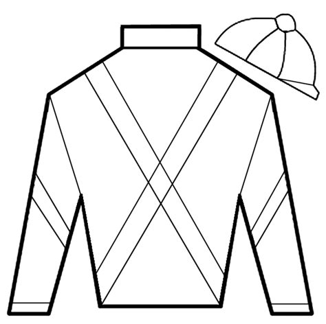 derby hat coloring page other hobbies derby kentucky derby and derby party