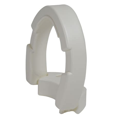 Stool Riser by Hinged Toilet Seat Riser Elongated Seat Drive