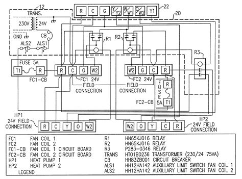 Get Rheem Heat Pump Thermostat Wiring Diagram Sample