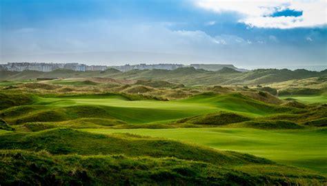 home golf course design