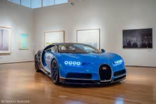 Bugatti Photos Bugatti Chiron Is 2 6 Million Artwork Business Insider