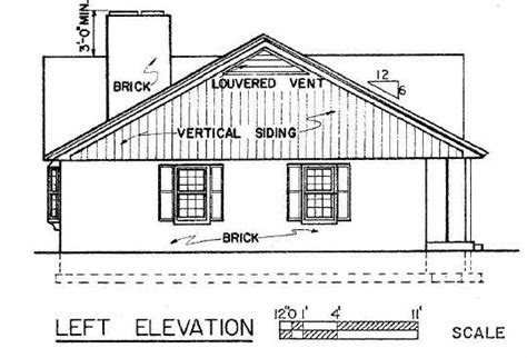 free 3 bedroom ranch house plans with carport 3 bedroom house plans 171 floor plans