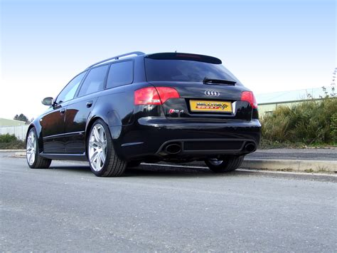 Audi Rs4 V8 by Audi Rs4 B7 4 2 V8 Saloon Avant And Cabriolet Milltek Exhaust