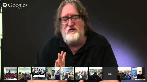 gabe newell biography com gabe newell kids www imgkid com the image kid has it