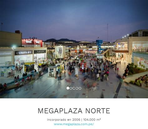 merchandising tottus lima norte grupo6upc el crecimiento de megaplaza en el sector retail peruano