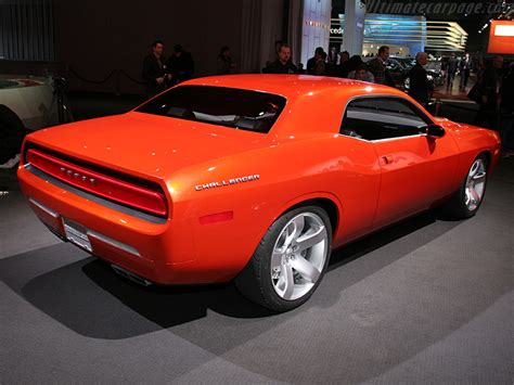 Dodge Challenger Concept by Dodge Challenger Concept High Resolution Image 6 Of 18