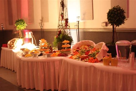 buffet tables for wedding receptions food beverage