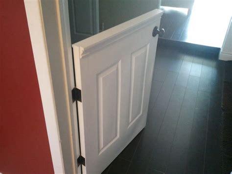 Half Door Ideas by Best 25 Half Doors Ideas On Toddler Gates