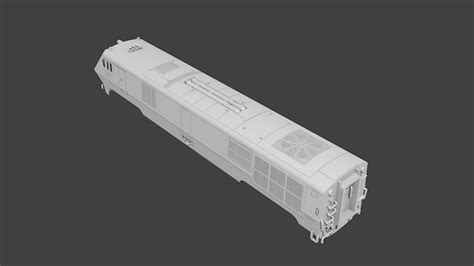 Blender Lrc general electric e33 in n on members workbenches more practical help your model railway club