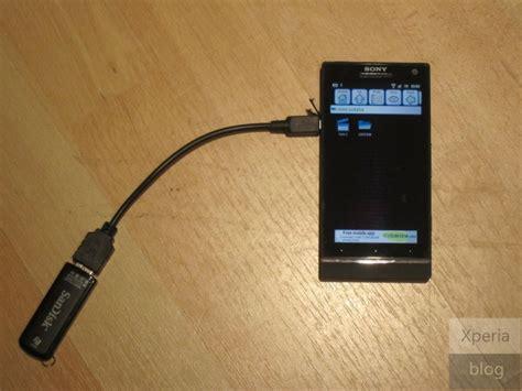 Usb On The Go Sony Xperia sony xperia s usb on the go entdecken android hilfe de