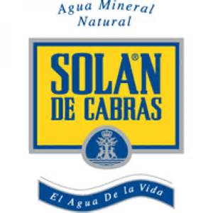 Download the vector logo of the solan de cabras brand designed by in