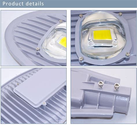 Lu Tanam Led Outdoor Waterproof Aluminium Dim 160mm 50w Bridgelux Cob Waterproof Ip65 Outdoor Led Solar Light Of Item 107344266