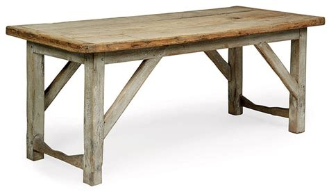 lime washed oak dining table a european oak and lime washed pine farmhouse table